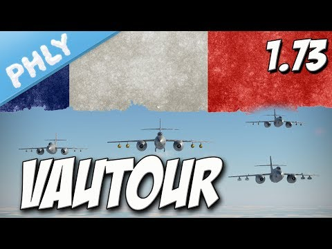FRENCH JET Bomber/ Fighter...? - S.O. 4050 VAUTOUR (War Thunder French Aircraft 1.73)