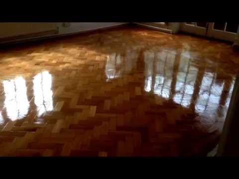 Sand and Seal Restorations in North Wales and Cheshire by Woodfloor-Renovations