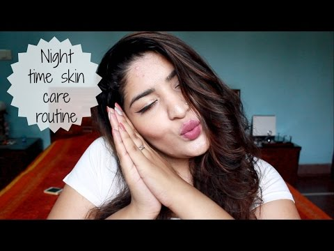 Daily Night Time Skincare Routine | Updated | Diwalog Day 14