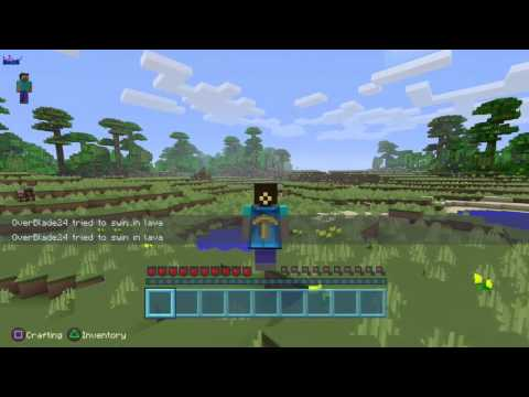 How to Set world spawn | Minecraft PS4