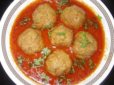 Kashmiri Rista | Meatball Curry