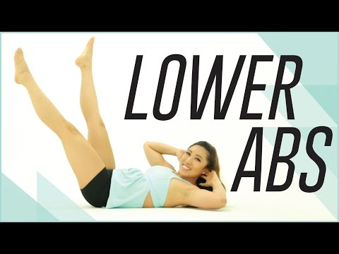 Lower Abs Song Challenge   POP Pilates