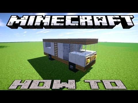 Minecraft: Camper Van ( Xbox/Playstation/PE/PC )
