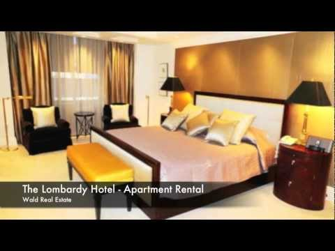 The Lombardy Hotel in New York City - Apartment Rental