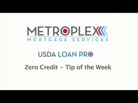 Can I Qualify for a USDA Loan with Limited or No Credit History?