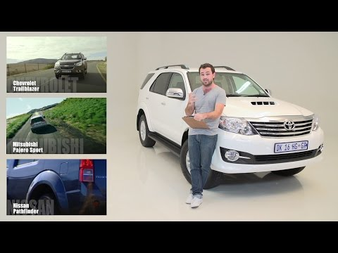 Toyota Fortuner Buying Guide: New & Used, Rivals & Pricing