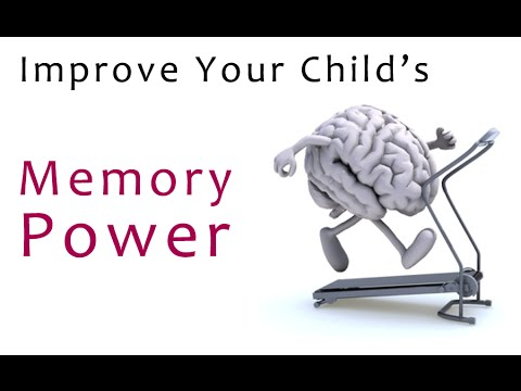 Improve Your Child's Memory Power and Concentration - By indus womenchannel