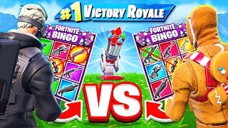 BINGO *NEW* Game Mode in Fortnite Battle Royale