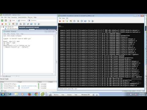 Installing VMware Tools on Virtual Machine Linux SUSE Linux Enterprise Server VMware vSphere