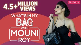 Whats In My Bag With Mouni Roy S03e04 Fashion Bollywood Pinkvilla
