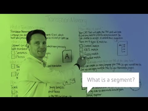 What is a segment? - Translation Memory