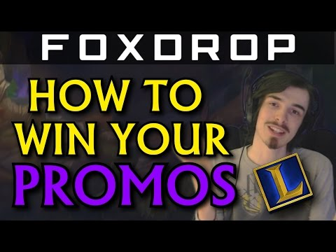How to Win Your Promos - League of Legends
