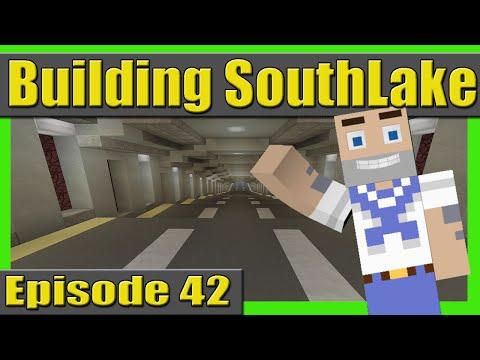 UNDERGROUND HIGHWAY!! - Building SouthLake City Episode 42