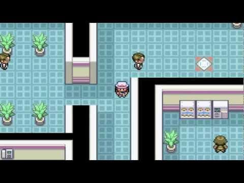 Pokemon Fire Red Omega Walkthrough Part 17 - Silph Co. (Part 1)
