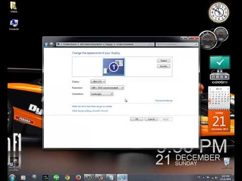 How to check your PC VGA Windows 7