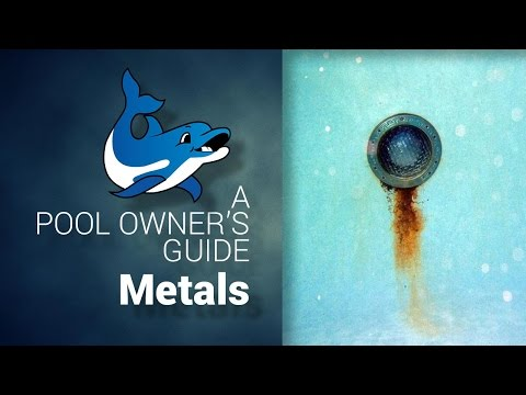 A Pool Owner's Guide to Metals