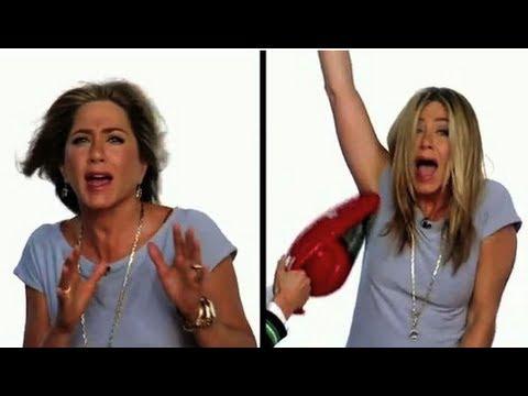 Ellen DeGeneres Messes Up Jennifer Aniston's Hair in New Promos!