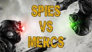 SPLINTER CELL BLACKLIST - Detonando no Multiplayer Spies Vs