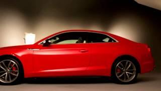 Audi A5 Coupe 2017 Model Car