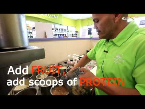 Smoothie King owner gives tips for better smoothies