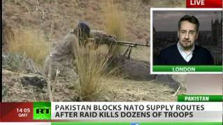 NATO Gangsters: US plays with fire infuriating nuclear Pakistan
