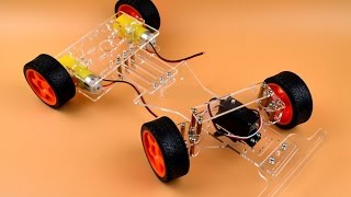 How to Build a 4WD Arduino Robot for Beginners - MakeUseOf