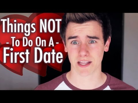 Things NOT To Do On A First Date