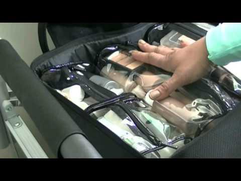 MAC Pro Travel Bag Review & Set up