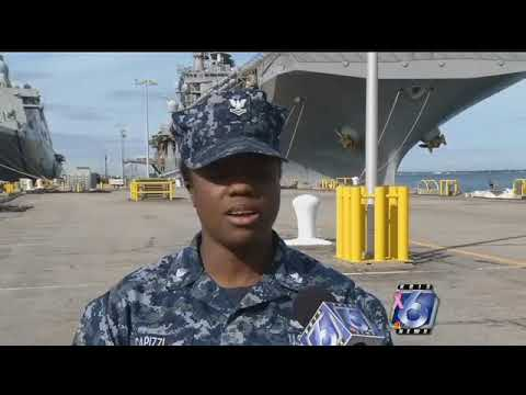Navy Sailor describes seven month mission at sea