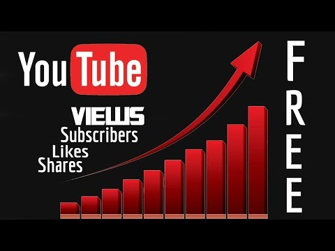 How to get Youtube Views Free - Free YouTube Subscribers and Likes!