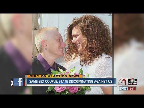 Newlywed denied last name change at KS license office