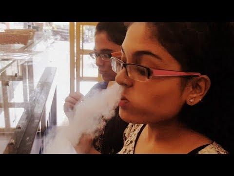 Smoky biscuits made of ||liquid nitrogen|| Super duper experiment
