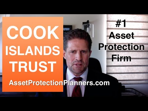 Cook Islands Trust for Asset Protection from Lawsuits