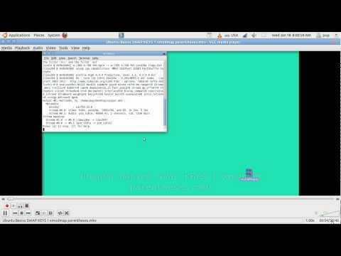 Ubuntu Basics MKVMERGE GUI