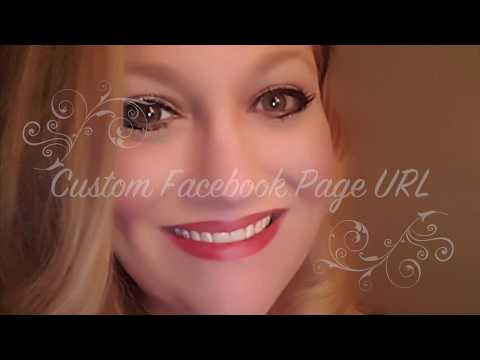 How-To Easily Create A Custom Facebook Page URL