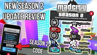 Getting The New 3 Million Fastest Car Fury Roblox Mad City New - Season 2 Update 6 New Codes Mad City Roblox