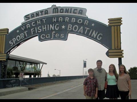McGlon Family West Coast Trip - July 2013
