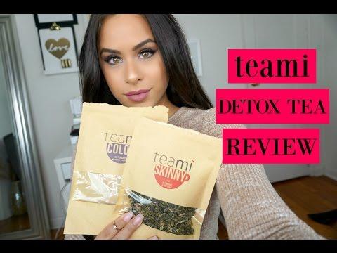 Teami Detox Tea Review