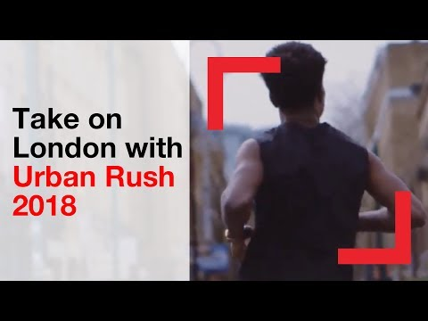 Take on London with Urban Rush 2018   events   Shelter