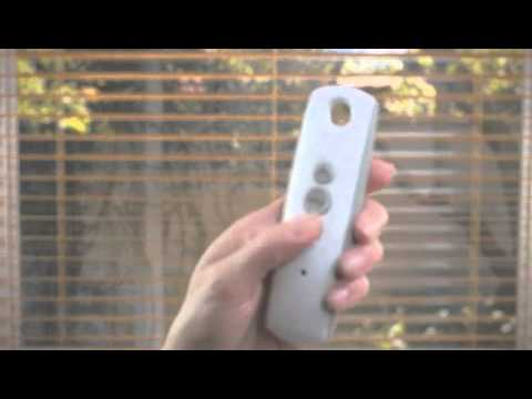 Why Choose the Remote Tilt Motorization System for your Window Blinds?