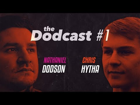 Dodcast #1 -  CHRIS HYTHA - aerial photography, student life, & loving philly