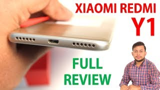 Redmi Y1 Full Review | Camera Samples, Gaming Test, Battery Performance and More