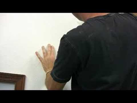 Learn to repair ceiling and wall cracks with Stress Crack Tape