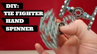 Download DIY Fidget Toy Spinner Tie Figther Most Epic Spinner Ever? | DIY Fidget Spinner Tie Figther Special Video