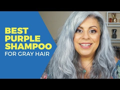 Best Purple Shampoo for Going Gray