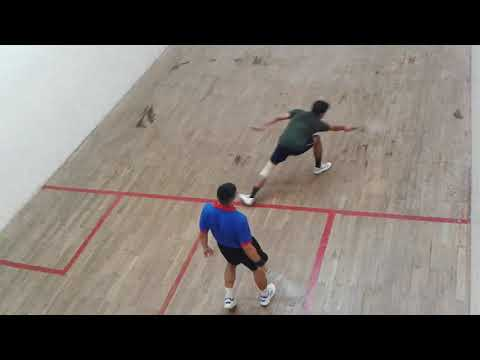 College Of Military Engineering Vs Army Institute Of Technology Squash Championship (1/4)