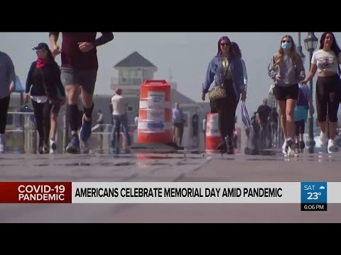 A risky reopening for Memorial Day weekend