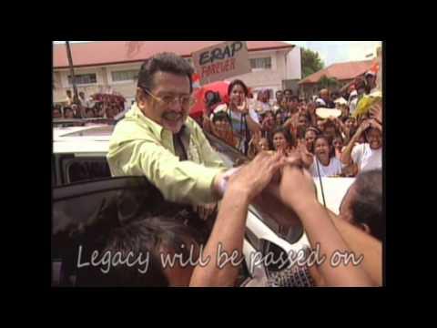 Erap Introduction in SOCA IN MANILA 2015