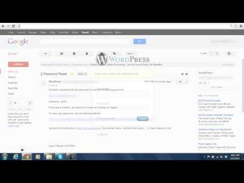 How to Recover Lost Wordpress Admin Password