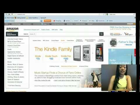 How to Add Your Book to Amazon's Search Inside
